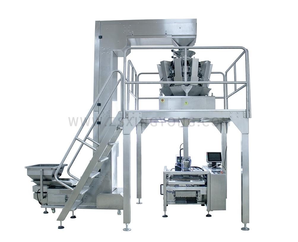 山东筒膜包装机