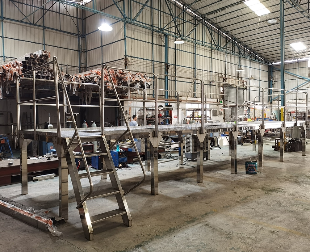 碳钢工作平台